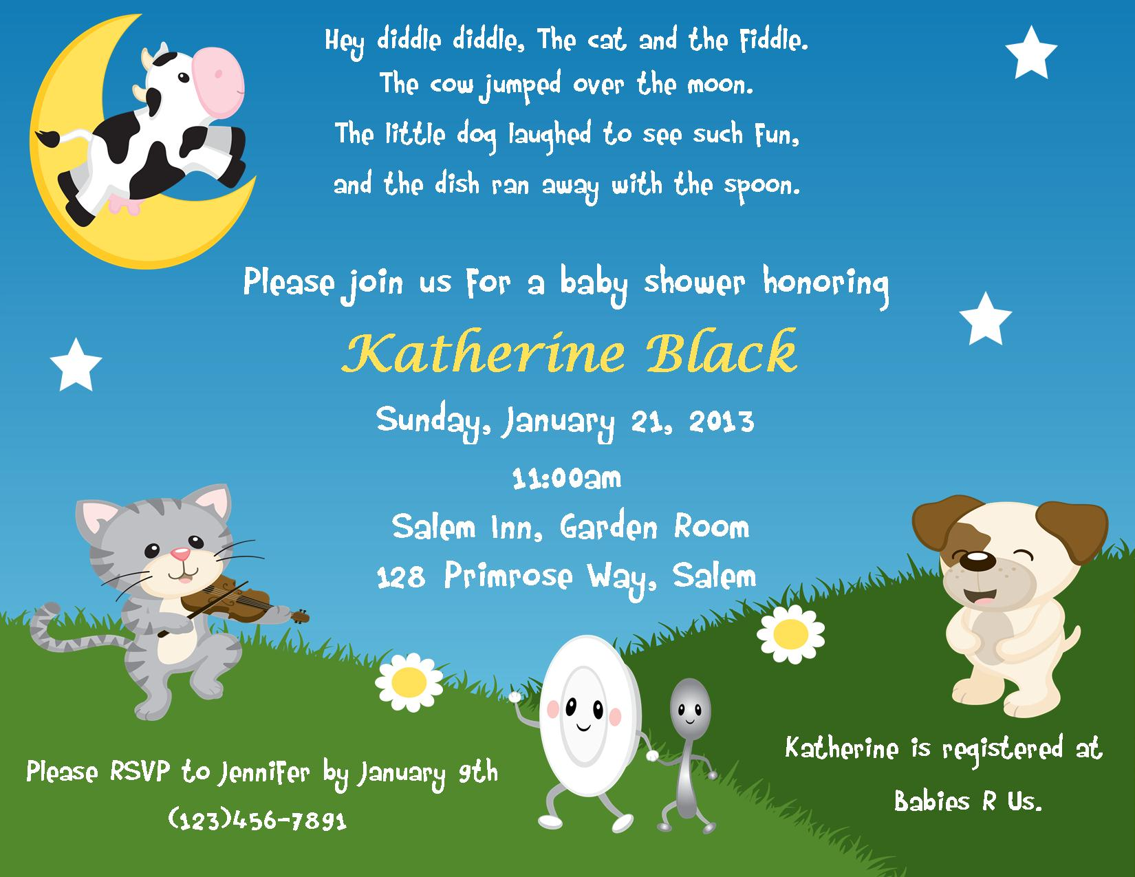 Baby Shower Invitation For Boys for adorable invitations ideas