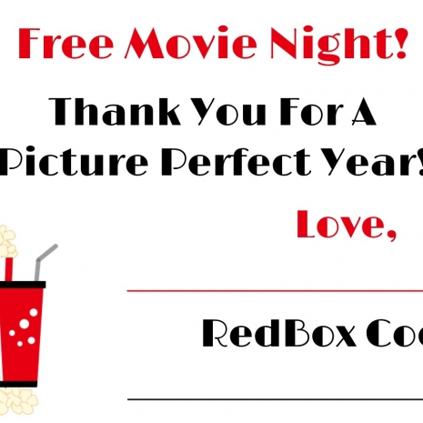 photo relating to Printable Tag identify RedBox Instructor Reward Tag - Printable Document - Oneself Print