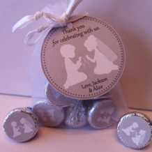 Twins First Communion Favor