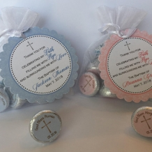 baptism favors - christening favors