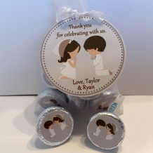 Twins First Communion Favors